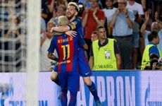 Messi hat-trick hands Celtic their biggest ever European defeat
