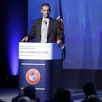 FAI-backed candidate elected new Uefa president