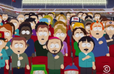 South Park tackles Colin Kaepernick outrage with anti-cop national anthem