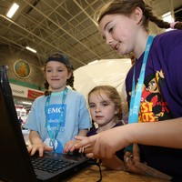'You're opening doors for them' - The community that encourages kids to code is five today