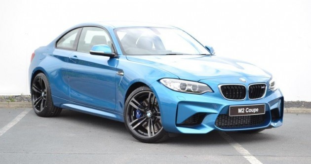 Dream car of the week: BMW M2 Coupé