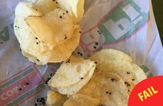 This woman ate crisps covered in dead ants after mistaking them for pepper