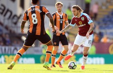Burnley paid a lot for Jeff Hendrick - but that doesn't guarantee he'll play