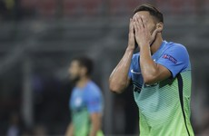 After narrowly losing their Champions League tie with Celtic, Israeli outfit stun Inter