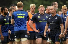Leinster keen to continue attacking progress as Gibson-Park directs