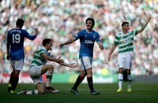 Barton issues apology after being banned by Rangers for part in training ground bust-up