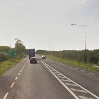 Motorcyclist killed after collision with two cars