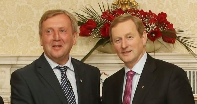 Brought in from the cold: 'I am not someone who lives in the past' - Minister Creed