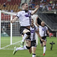 After season of setbacks - and a broken back - Dundalk's hero chose his moment perfectly