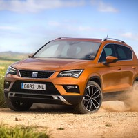 SEAT is showing its first ever SUV at the Ploughing Championships