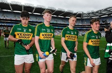One change to Kerry team ahead of All-Ireland Minor Football final
