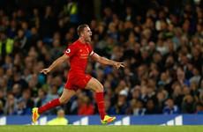Henderson wonder-strike sinks Chelsea as Liverpool end Conte's unbeaten record