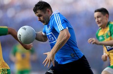No surprises as Dublin name their starting line-up for the All-Ireland final
