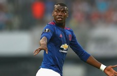 Mourinho defends Pogba start - 'World record fee not a big deal'