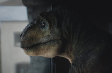 People are loving this car ad featuring a sad Irish dinosaur