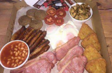 This Tallaght takeaway's breakfast-in-bed might just be the ultimate hangover cure