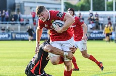 Munster return to winning ways with narrow victory over Dragons in Wales