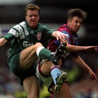 Steve Nicol on Liverpool's 1990s decline and why he wouldn't like to be a footballer now