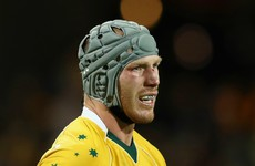 Pocock ruled out of remainder of Rugby Championship with hand injury