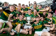 Kerry's goals hurt Galway as they complete All-Ireland minor three-in-a-row
