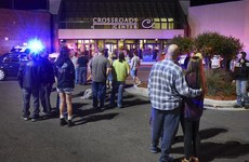 IS claims responsibility after man stabs 8 people in shopping mall before being shot dead