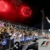 Nico Rosberg regains championship lead after third consecutive win