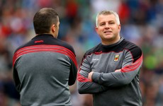 'You don't feel sorry for yourself' - Stephen Rochford on Mayo's two freak own goals