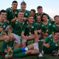 Ireland crowned U18 Sevens champions of Europe in Romania