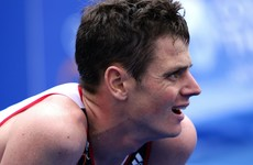 WATCH: Jonny Brownlee dragged to finish by brother Alastair in dramatic World Triathlon finale