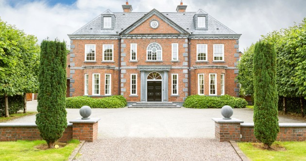 There's a little Versaille in this Galway mansion with stunning gardens