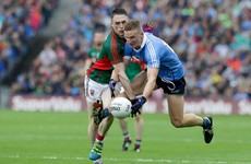 There's big club football fixture problems ahead now in Dublin and Mayo after All-Ireland draw