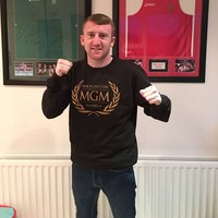 'It was the natural choice' - Paddy Barnes signs with Matthew Macklin's MGM team