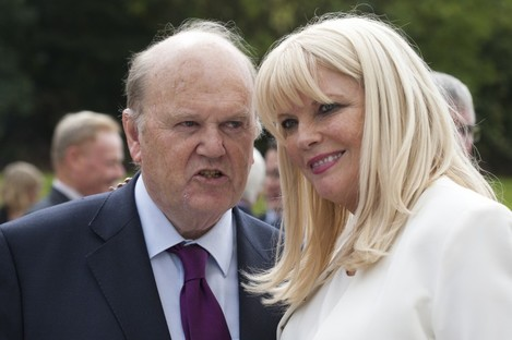 Michael Noonan and Mary Mitchell-O'Connor