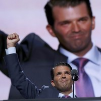 Donald Trump Junior just compared Syrian refugees to poisonous Skittles