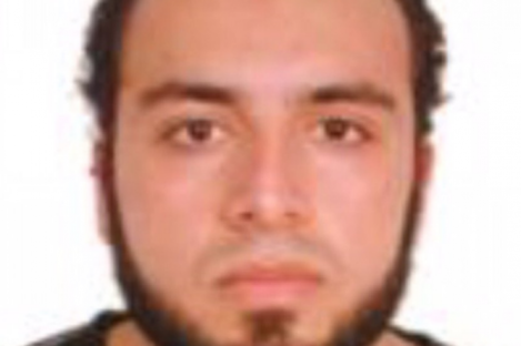 Ahmad Khan Rahami, 28, who was arrested for explosions in New York and New Jersey.