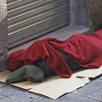 At least 168 people were sleeping rough in Dublin last night