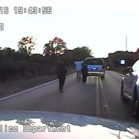 Video shows unarmed black man shot dead by police officer