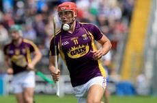 Inter-county hurler Lee Chin signs deal with Wexford Youths to help them avoid the drop
