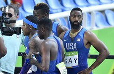 Controversial sprinter Tyson Gay in surprise bid to make US bobsleigh team
