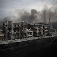 Four medics killed in another airstrike in Syria