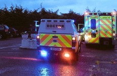 Three children remain in hospital after fire at house in Cork