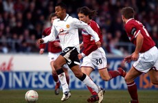 The Manchester United team that faced Northampton in 2004 is well worth a look