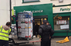 Gardaí called to oversee repossession order at Wexford supermarket