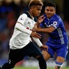 Spurs boss says teenager Edwards reminds him of a young Messi