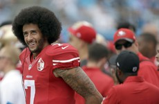 Kaepernick on anthem death threats: 'If that happens, you've proved my point'