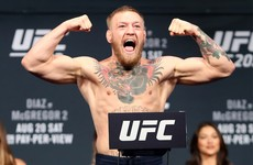 Plans for Conor McGregor's next fight appear to have run into a Dana White-shaped obstacle