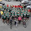 'He made the ultimate sacrifice': Family and friends honour Garda Tony Golden with memorial cycle