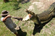 Australia's 'Barefoot Bushman' has been mauled by a 15-foot crocodile