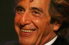 Al Pacino coming to Dublin for film fest - and Oscar Wilde