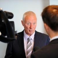 Snooker chief Barry Hearn responds to Mark Allen's outburst